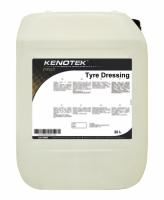 KENOTEK   - Tyre Dressing 20L   Revitalisierende Reifen- & Kunststoffpflege (Außen) Seidenmatt