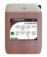 Platinum Wax 20L mit Kenolon für optimale Ergebnisse & Lackschutz VDA Klasse A / KENOTEK