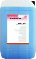 Quick Wax 25L Waschanlagentrockner Silikonfrei  /  KENOTEK